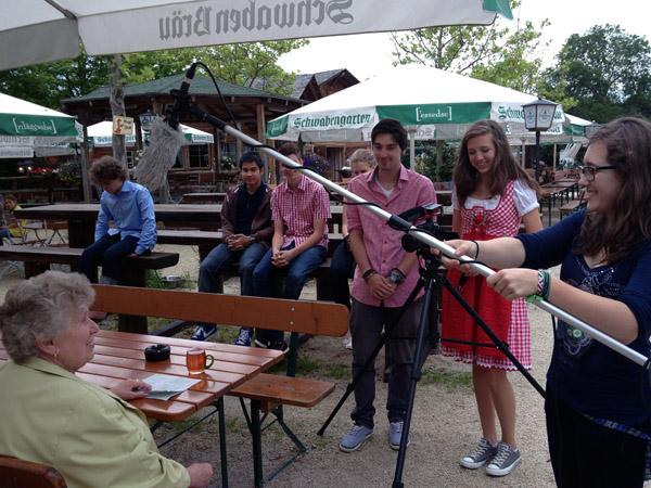 Deutschland  EinBlick  Der Interkulturelle Fimaustausch