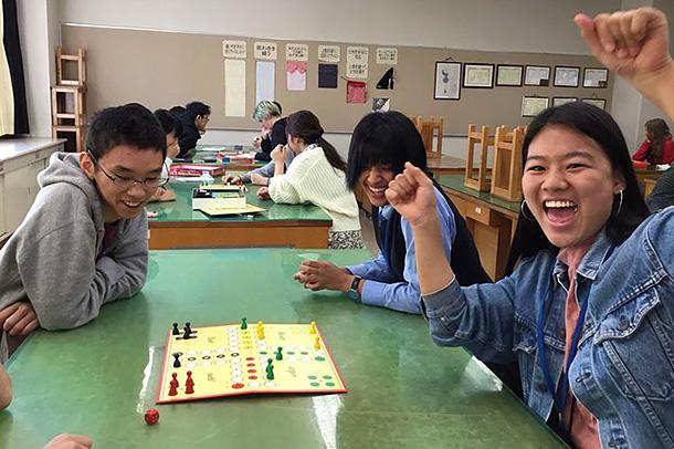 Schüler kennenlernen spiele