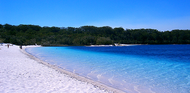 Fraser Island | Foto: Wikimedia Commons (public domain)