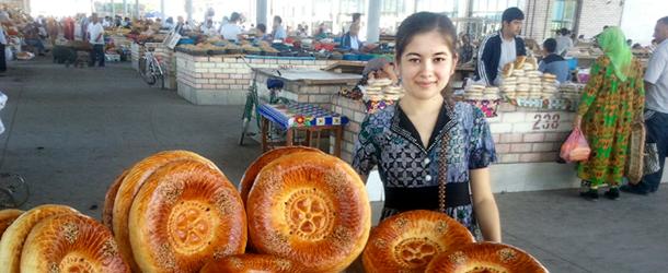 Nachhaltige Ernährung In Usbekistan - PASCH-Global